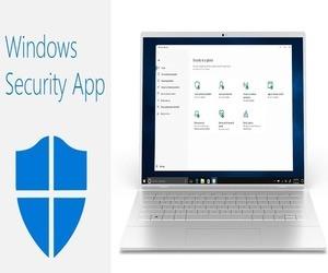 كيف تصدر تطبيق الحماية المدمج في ويندوز 10 تصنيف معه...