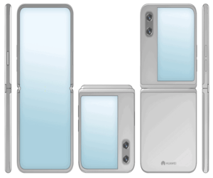 براءة إختراع تكشف عن هاتف بتصميم صدفي قابل للطي من ش...