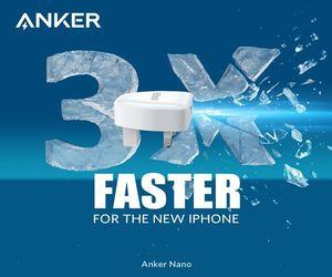 أنكر تطلق شاحنها السريع PowerPort III Nano بقدرة 20 ...