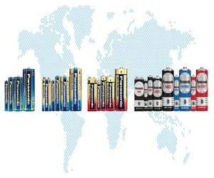 شحنات باناسونيك من البطاريات الجافة حول العالم تصل إ...