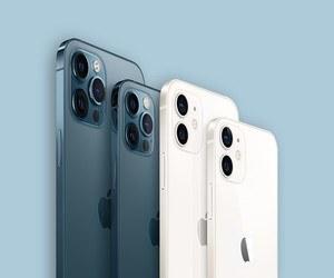 شاهد هواتف iPhone 12 الجديدة تتصارع مع الطرازات القد...