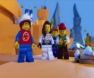 LEGO Microgame .. منصة لبناء الألعاب عبر مكعبات ليغو...
