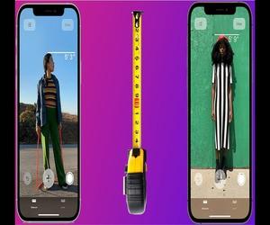يمكن لماسح LiDAR في هاتف iPhone 12 Pro قياس ارتفاع ا...