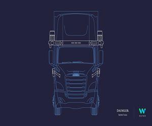 وايمو ودايملر تشاركان في تطوير شاحنات نصف مقطورة ذات...