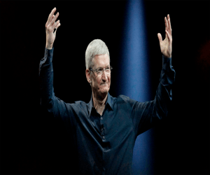 آبل تكسر حاجز المليار للمستخدمين النشطين لهاتف iPhone