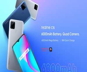 ريلمي تعلن عن هاتف Realme C15 Qualcomm Edition