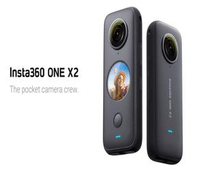 كاميرة Insta360 ONE X2 تنطلق بشاشة بخاصية اللمس وحجم...