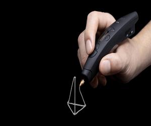 قلم الطباعة ثلاثية الأبعاد 3Doodler PRO Plus يدعم لل...