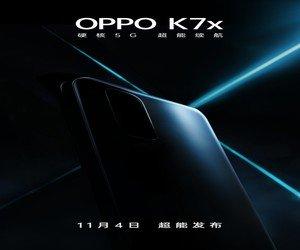 الهاتف Oppo K7x 5G قادم في اليوم 4 نوفمبر مع بطارية ...