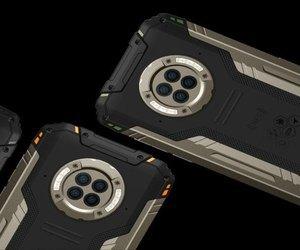 S96 Pro.. أول هاتف ذكي للرؤية الليلية بالأشعة تحت ال...