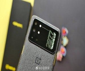 الإعلان رسميًا عن الهاتف OnePlus 8T Cyberpunk 2077 E...