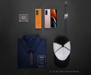 سامسونج تكشف عن الهاتف Galaxy Z Fold 2 Aston Martin ...