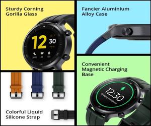 الإعلان الرسمي عن ساعة Realme Watch S الذكية بسعر 95...