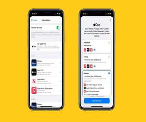 كيف يمكنك التسجيل في خدمة Apple One الجديدة؟