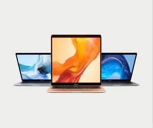 MacBook Pro و MacBook Air هي أولى الحواسيب التي ستحص...