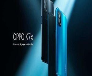أوبو تعلن عن هاتفها الأحدث Oppo K7x