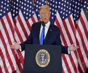 ترامب يعلن انتصارات سابقة لأوانها عبر تويتر
