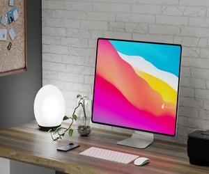 تصميم تخيُّلي لجهاز iMac الجديد مقاس 24 بوصة و32 بوص...