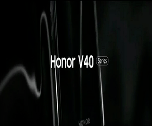 HONOR تقدم هاتف HONOR V40 PRO قريباً بتصميم منحني في...
