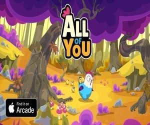 لعبة All of You وReigns: Beyond .. أحدث ألعاب Apple ...