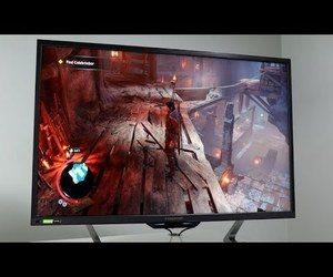 شاشة الألعاب الضخمة Acer Predator CG437K!