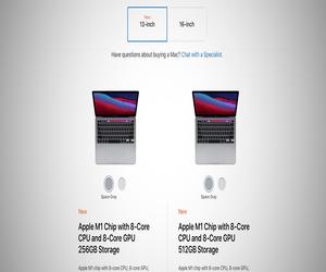 ابل تبدأ اليوم في تلقي طلبات الحجز المسبق لأجهزة Mac...