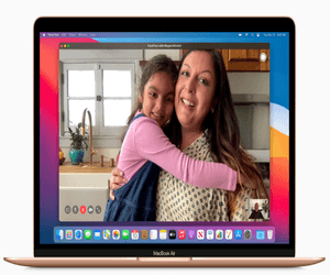 ابل تقدم جهاز MacBook Air الجديد برقاقة M1 وتصميم بد...