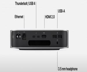 Mac Mini يحصل بدوره على المعالج Apple M1، وهو أسرع م...