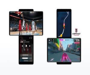 4 طرق يغير بها هاتف LG Wing الجديد كيفية استخد...