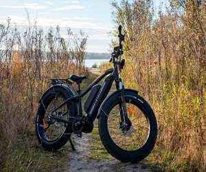 Biktrix Juggernaut Duo .. دراجة كهربائية للطرق الوعرة