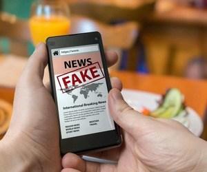 متصفح سفاري يستخدم لمشاركة عناوين الأخبار المزيفة