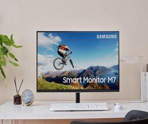 Smart Monitor .. شاشة ذكية مع شبكة لاسلكية