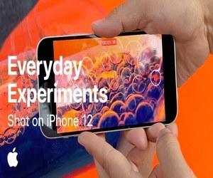 مقطع فيديو يعرض كيفية استخدام iPhone 12 لتصوير التجا...