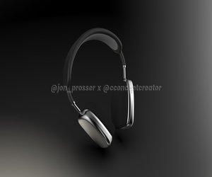 تم الكشف عن تصميم سماعة رأس AirPods Studio المتوقعة ...