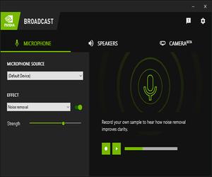 تطبيق Nvidia Broadcast يساعدك بتحويل أي مكان إلى است...