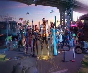 "إطلاق لعبة "" Dystopia: Contest of Heroes &rdqu..."