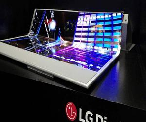 LG تسجل براءة إختراع لجهاز حاسب قابل للتدوير بحجم 17...