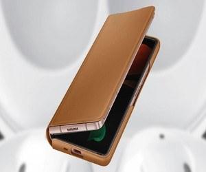 سامسونج تُطلق أغطية واقية من الجلد لـ Galaxy Z Fold ...