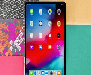 ابل تخطط لإطلاق جهاز iPad Pro بشاشة OLED في النصف ال...