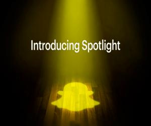 سناب شات تطلق قسم Spotlight لمنافسة تيك توك
