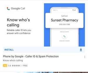 تطبيق Google Phone قد يتحول إلى تطبيق Google Call بش...