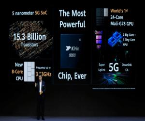 هواوي P50 سيحمل معالج كيرين 9000 وشاشة OLED كورية &l...