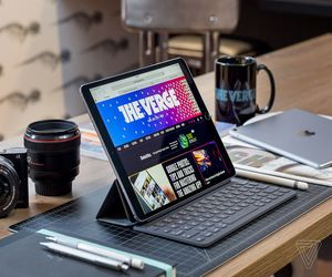 تقرير جديد يتوقع صدور لوحيات iPad Pro المُزودة بشاشا...