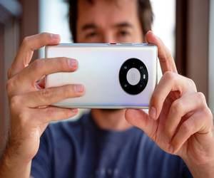 هواتف Huawei P50 تأتي بتقنية العدسات السائلة