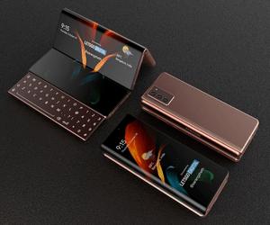 إعلانات تشويقية من Samsung Display لشاشة ثلاثية الطي...