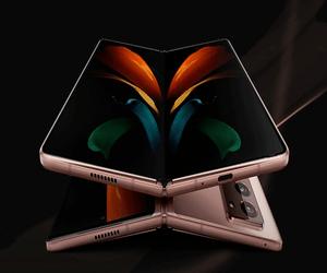 سامسونج تقدم هاتف Galaxy Z Fold3 العام المقبل بنفس م...