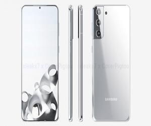 نظرة جديدة على تصميم هاتف سامسونج المرتقب Galaxy S21...