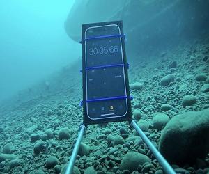 آي-فون 12 يغوص في الماء والنتائج مفاجئة