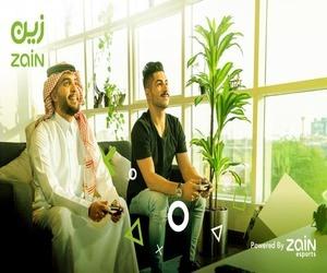 """""""زين"""" تطلق العلامة التجارية Zain eSports"""