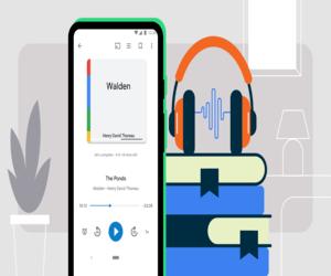 جوجل تريد تحويل كل كتاب إلى كتاب صوتي